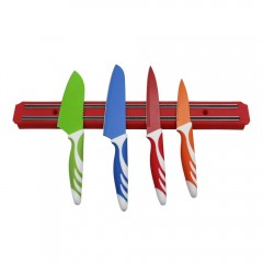 Комплект 4 ножа ZEPHYR ZP 1633 S4M, Магнитна поставка