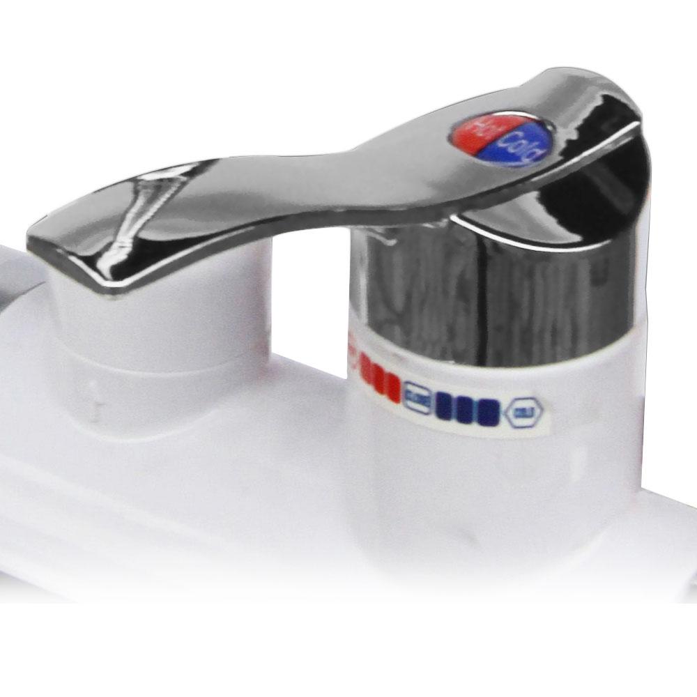 дигитален нагревател за вода SAPIR с хоризонтален мондаж, ръкохватка на дигитален нагревател за вода SAPIR с хоризонтален монтаж