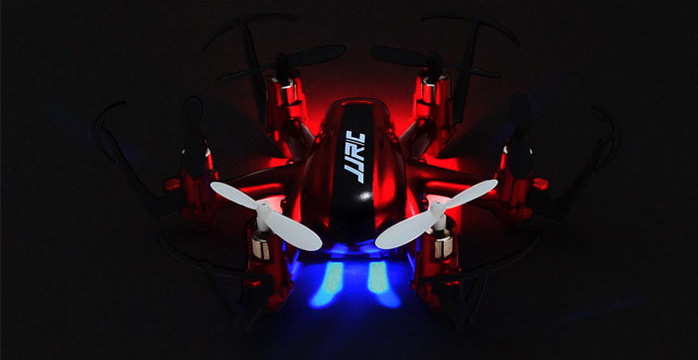 jjrc h20 дрон, нано хексакоптер
