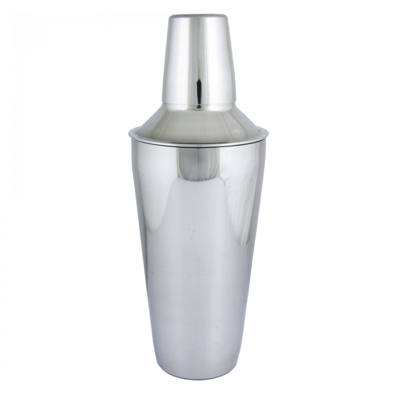 Шейкър за коктейли Kinghoff KH 1240, 0.7 литра, Инокс в Шейкъри - Kinghoff | Alleop