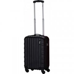 Куфар за ръчен багаж ZEPHYR ZP 9520 BS, 53х32.5х21 см, Черен
