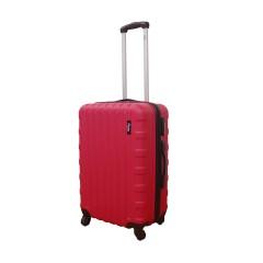Куфар ZEPHYR ZP 9520 BL, 73х47х28 см, Телескопична дръжка, Червен