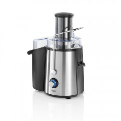Сокоизстисквачка за плодове и зеленчуци ZEPHYR ZP 1160 JL, 700W, 1 литър съд за сок, 2 скорости, Инокс