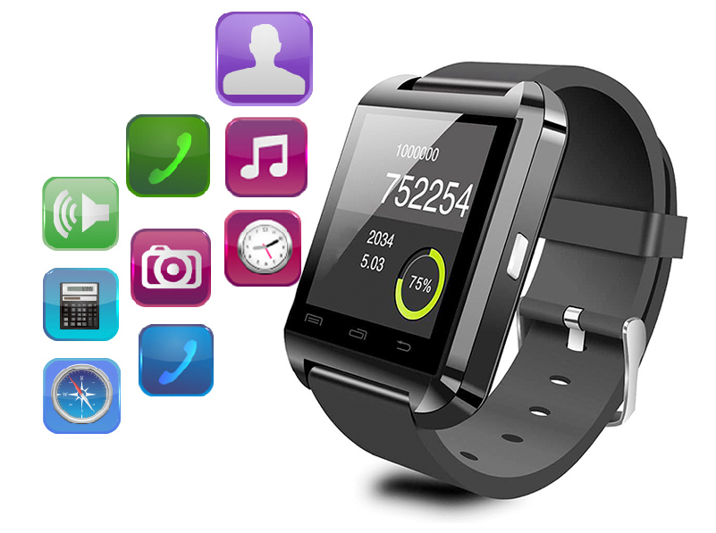 Smartwatch-Watch-U8-U-Watch