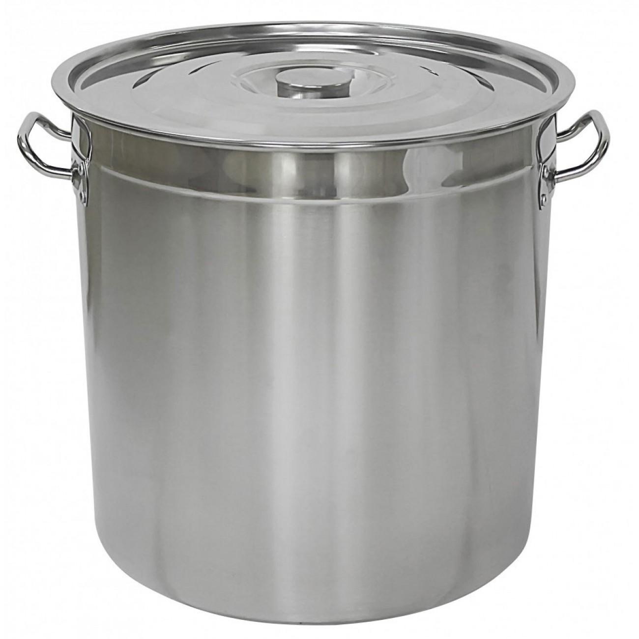 Казан SAPIR SP 1211 B40, 42 см, 56.5 литра, Неръждаема стомана в Тенджери - SAPIR | Alleop