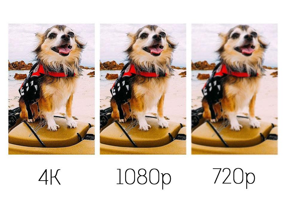 Екшън камера SJ9D, 4K Ultra HD, 2 инчов дисплей