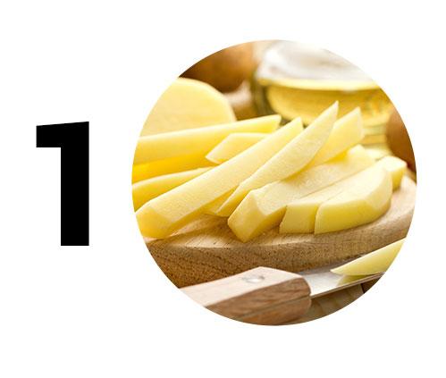 Как да готвим в Уред за здравословно готвене Royalty Line RL-AF3.1.