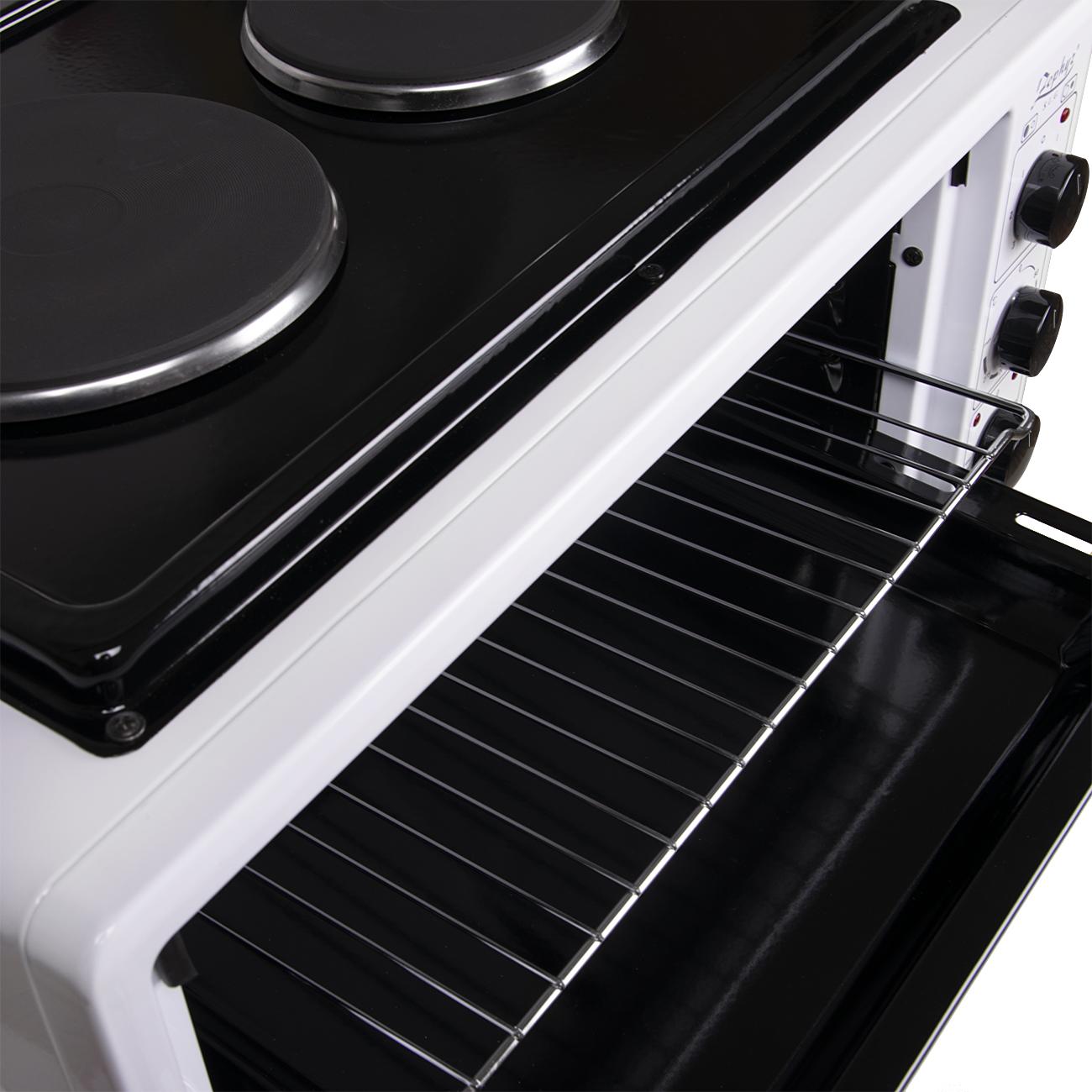 Готварска печка с фурна и два котлона ZEPHYR ZP 1441 T450HP