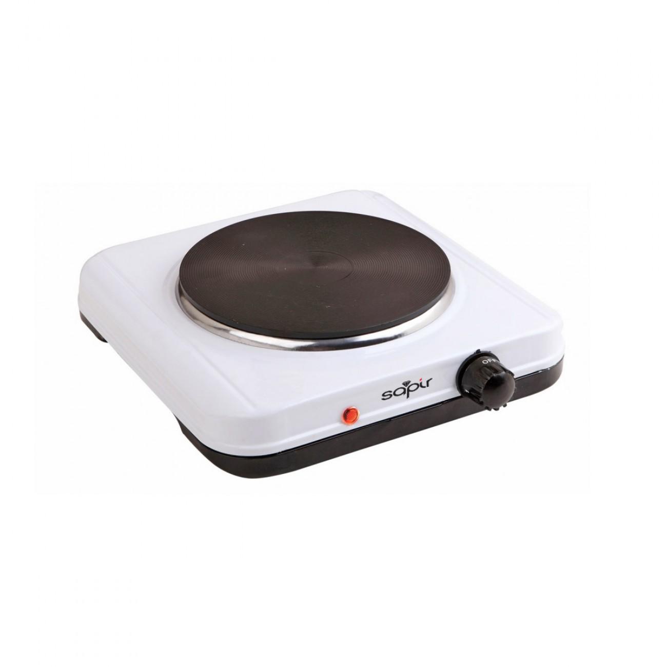 Електрически котлон SAPIR SP 1445 O, 1500 W, Регулируем термостат, Бял в Котлони - SAPIR | Alleop