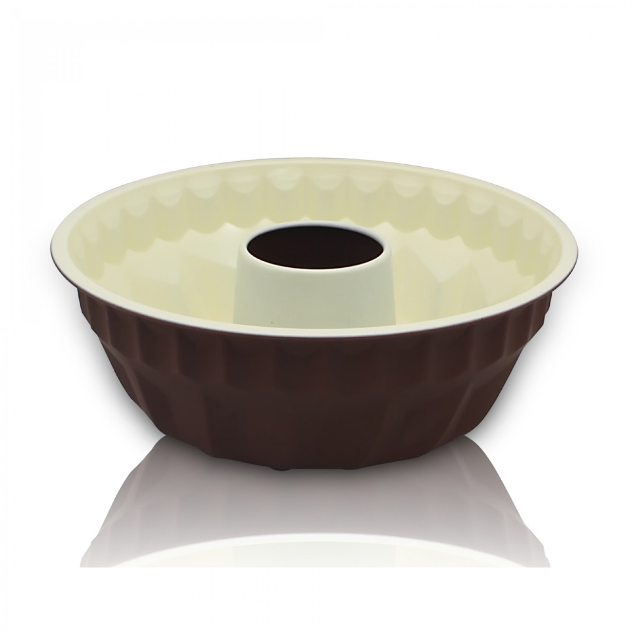 Форма за кекс SAPIR SP 1223 DC3, 26.5 см, Незалепващо покритие в Форми за сладкиши - SAPIR | Alleop