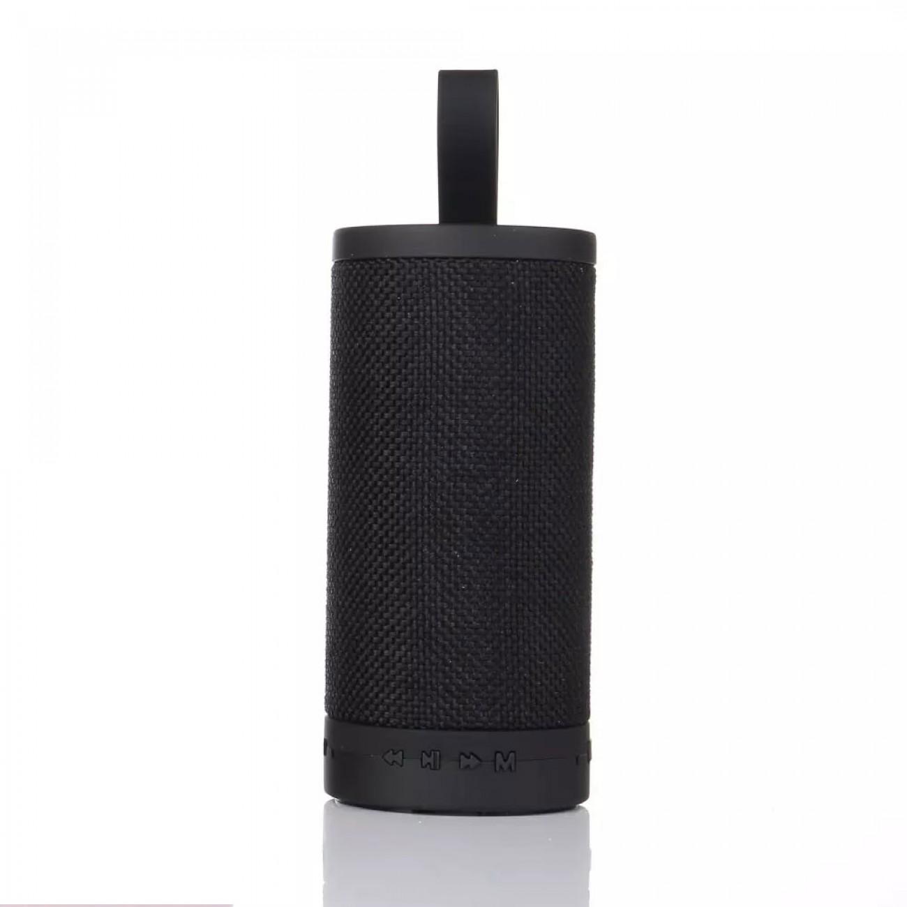 Преносима блутут колонка BLSP22, 3W, Bluetooth, Handsfree, USB, FM радио, Черен в Преносими тонколони - BLSP | Alleop
