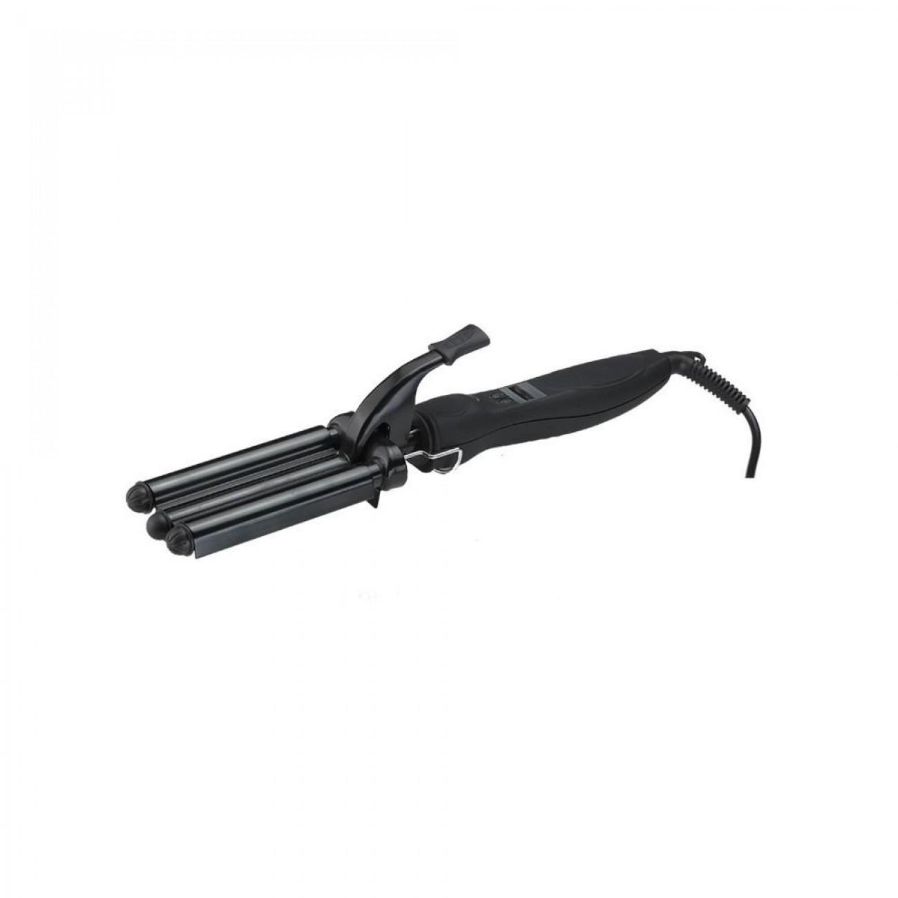 Ретро преса SAPIR SP 1102 MBD, 120W, 15 степени на нагряване в Преса за коса - SAPIR | Alleop