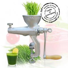 Ръчни преси за плодове и зеленчуци
