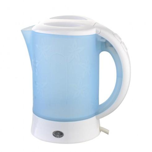 Електрическа кана туристическа SAPIR SP 1230 TC, 600 W, 2 чашки, Син в Електрически кани - SAPIR | Alleop