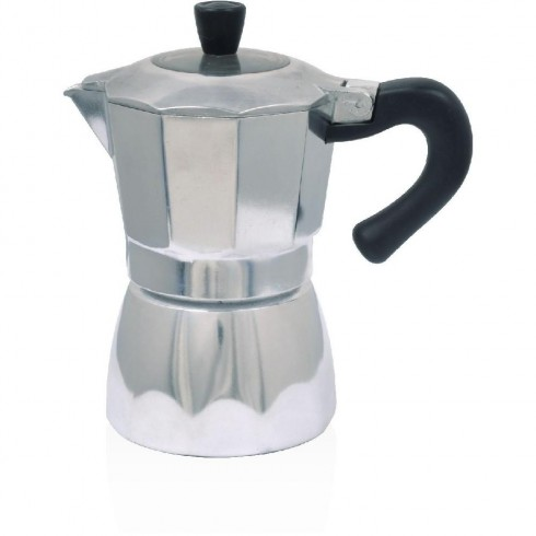 Кубинска кафеварка SAPIR SP 1173 E3, Вместимост: 3 чаши в Кафеварки за котлон - SAPIR | Alleop