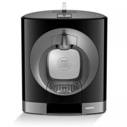 Ръчна еспресо машина Krups Nescafe Dolce Gusto OBLO, черна, 1460 W, 15 bar в Кафемашини -  | Alleop