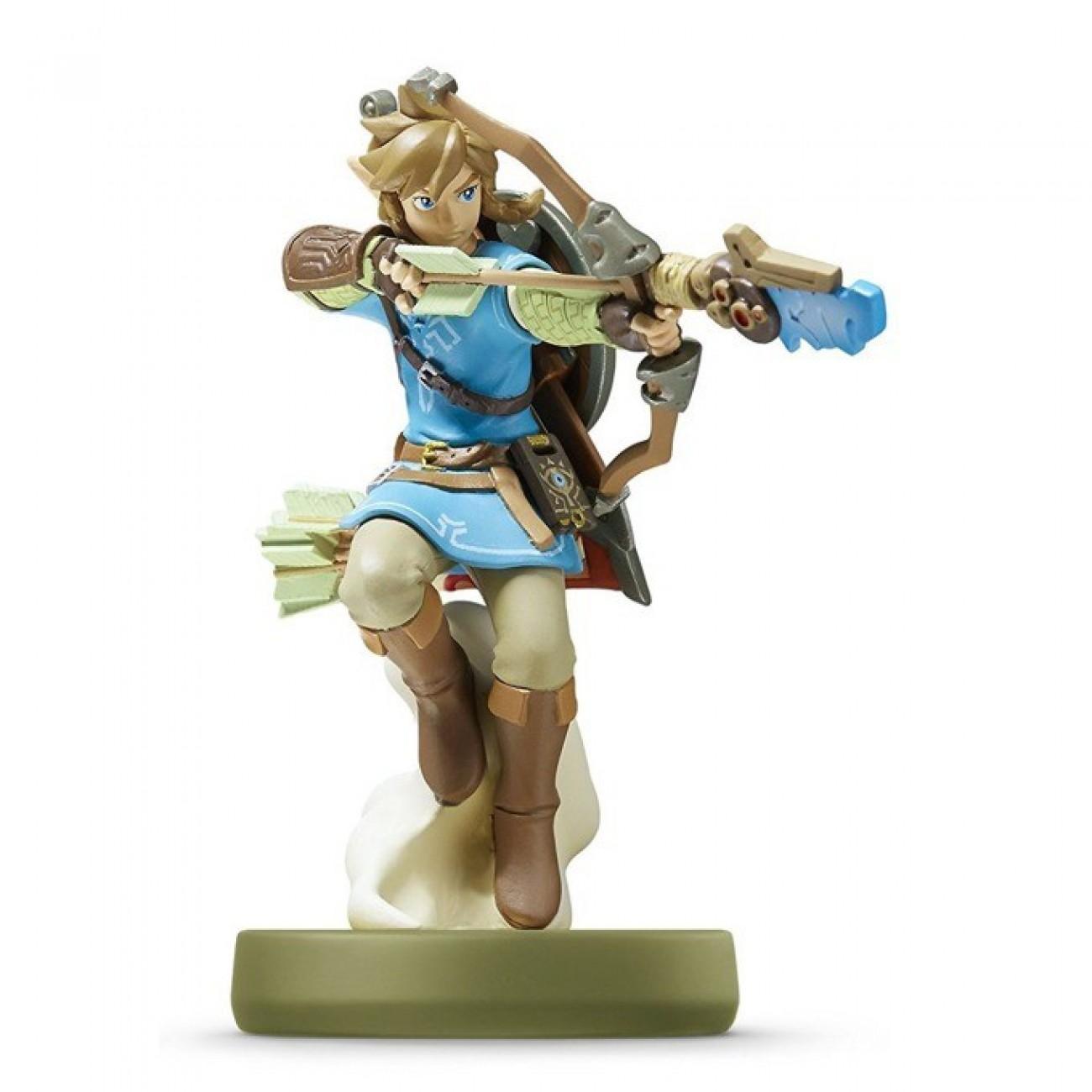 Nintendo Amiibo - Link Archer, за Nintendo 3DS/2DS, Wii U в Аксесоари за Конзоли -    Alleop