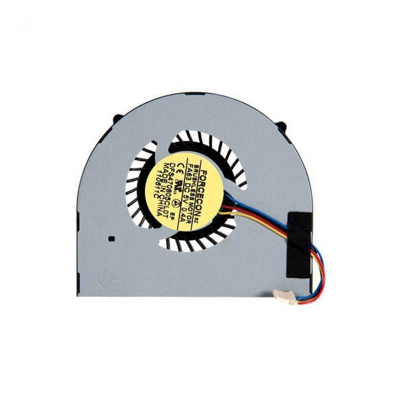 Вентилатор за лаптоп, Lenovo V370 V370A V370G в Резервни части -  | Alleop