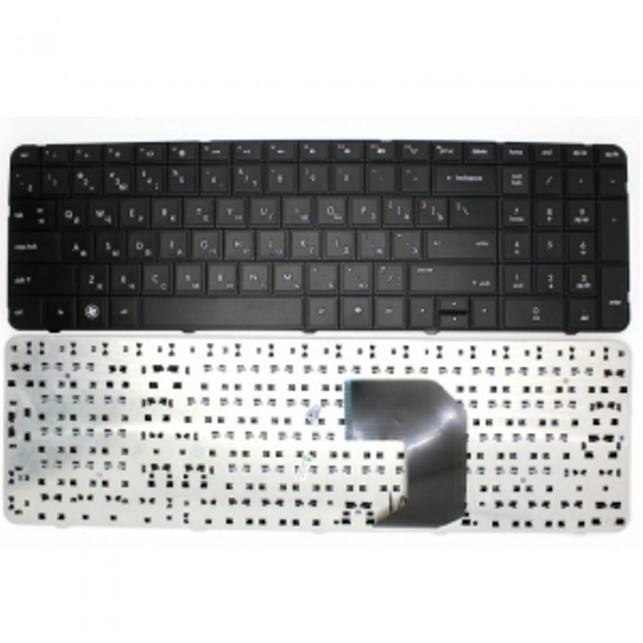 Клавиатура за HP Pavilion G7 G7-1000 G7-1100 G7-1200, кирилица, черна в Резервни части -  | Alleop
