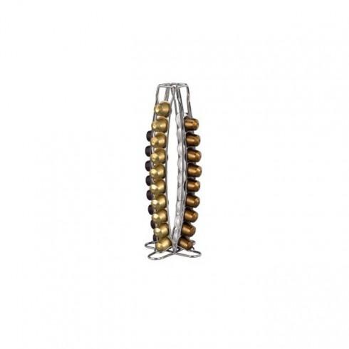 Стойка Xavax Torre, за Nespresso, 40 капсули, метална в Кафемашини -  | Alleop