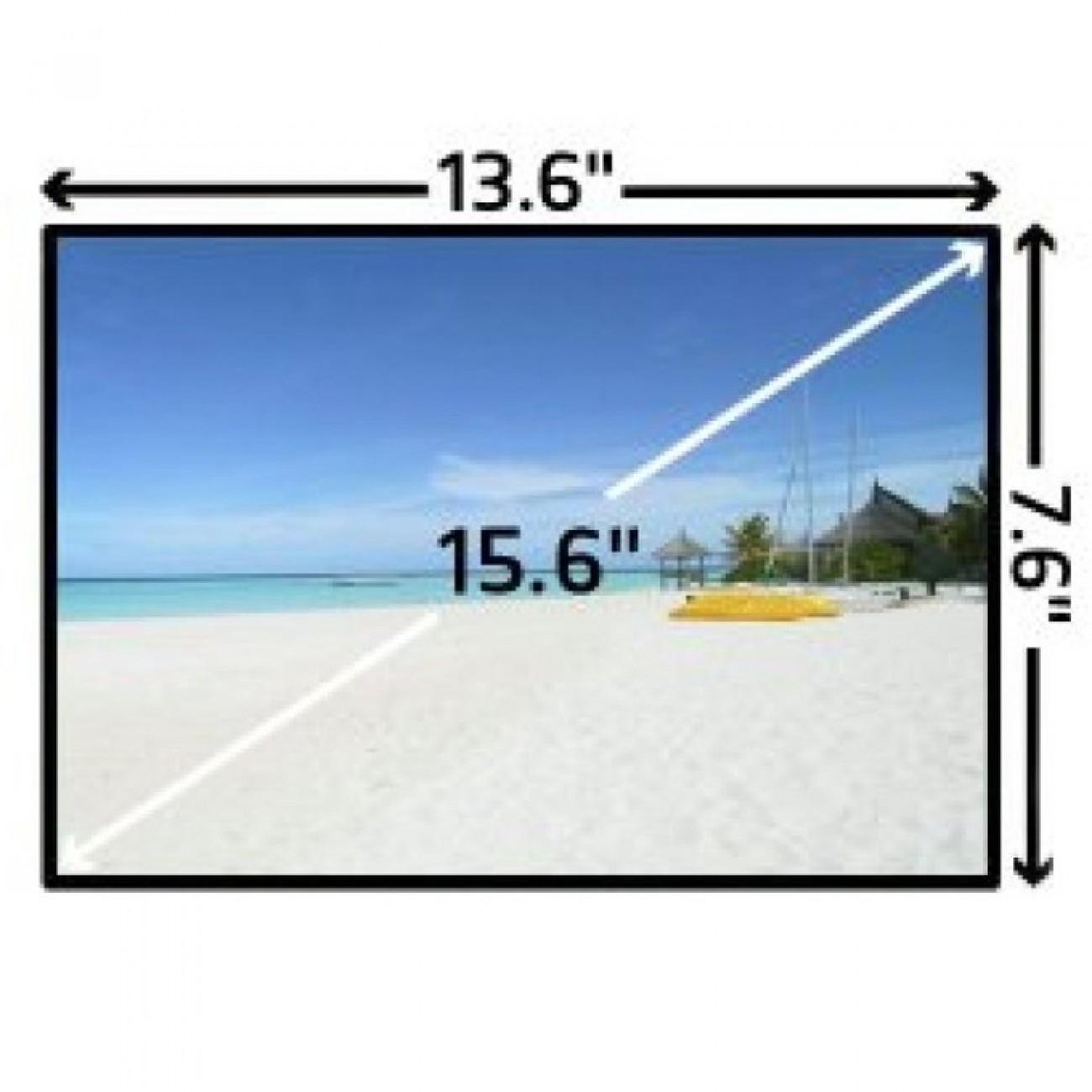 Матрица за лаптоп LG LP156WH3 (TL)(BC), 15.6 (39.60cm) WXGAP+, 1366 x 768, гланц в Резервни части -  | Alleop