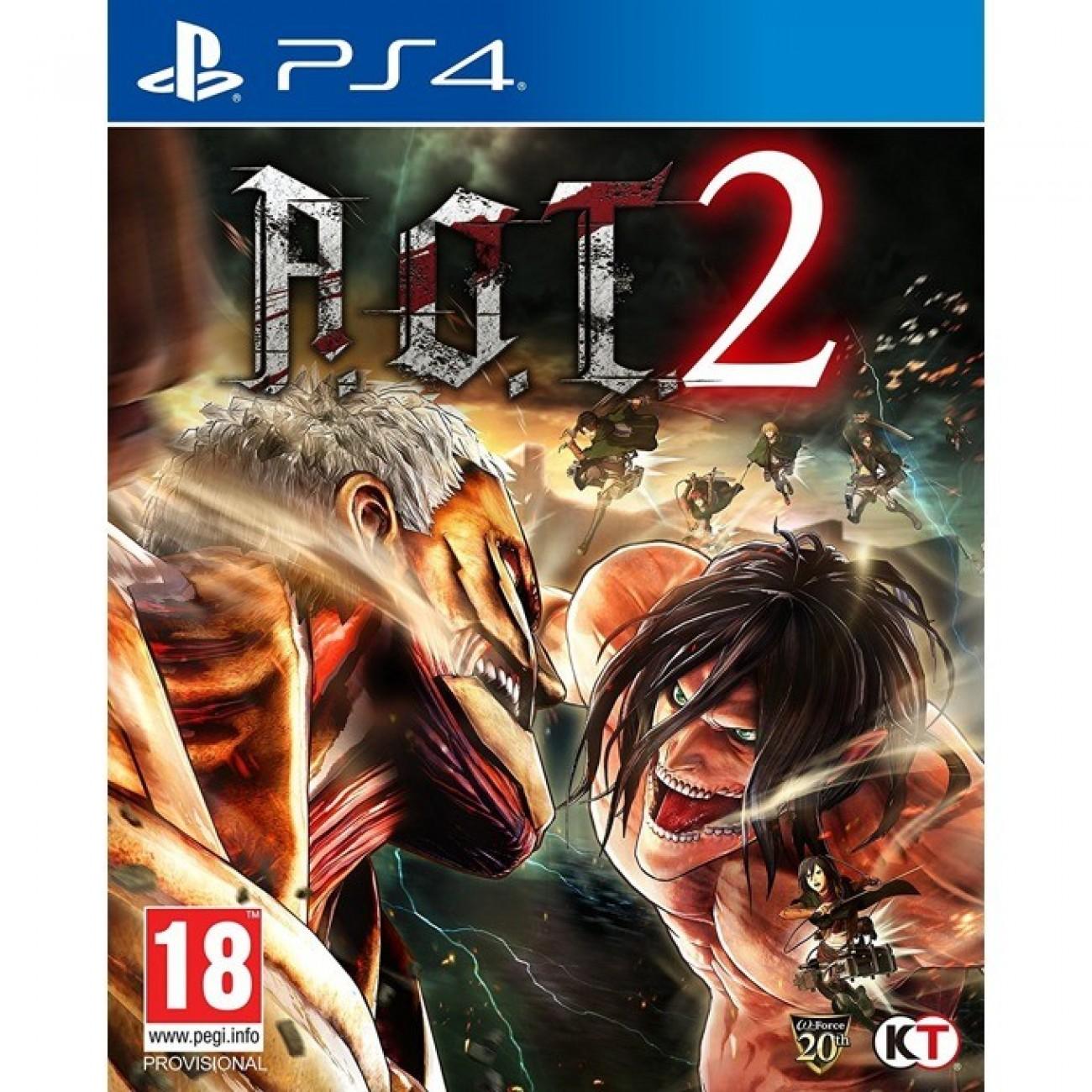 A.O.T.2, за PS4 в Игри за Конзоли -  | Alleop