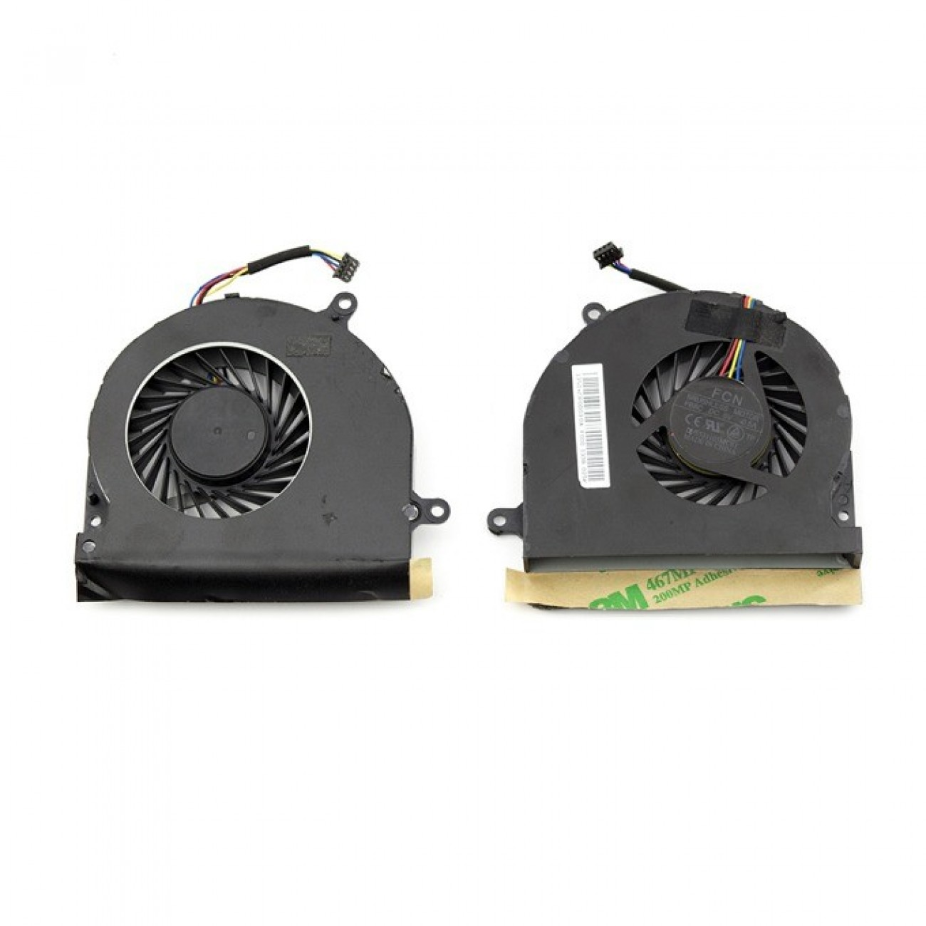 Вентилатор за лаптоп HP Pavilion DV4-5113TX DV4-5000 dv4-5109tx DV4-5103tx в Резервни части -  | Alleop