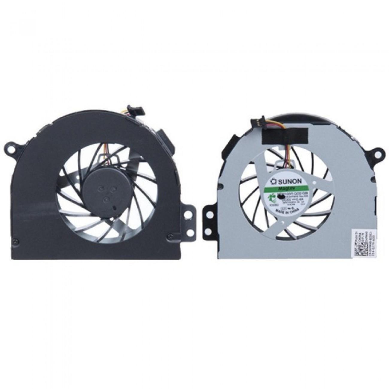 Вентилатор за лаптоп, съвместим с Dell Inspiron N4110 M4110 N4120 Vostro 3450 в Резервни части -  | Alleop