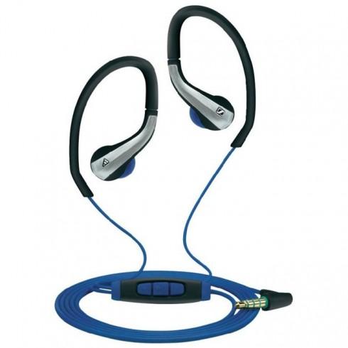 Слушалки Sennheiser Adidas OCX 685i, микрофон, 18Нz~20kНz, 1.2m кабел, черни в Слушалки -  | Alleop