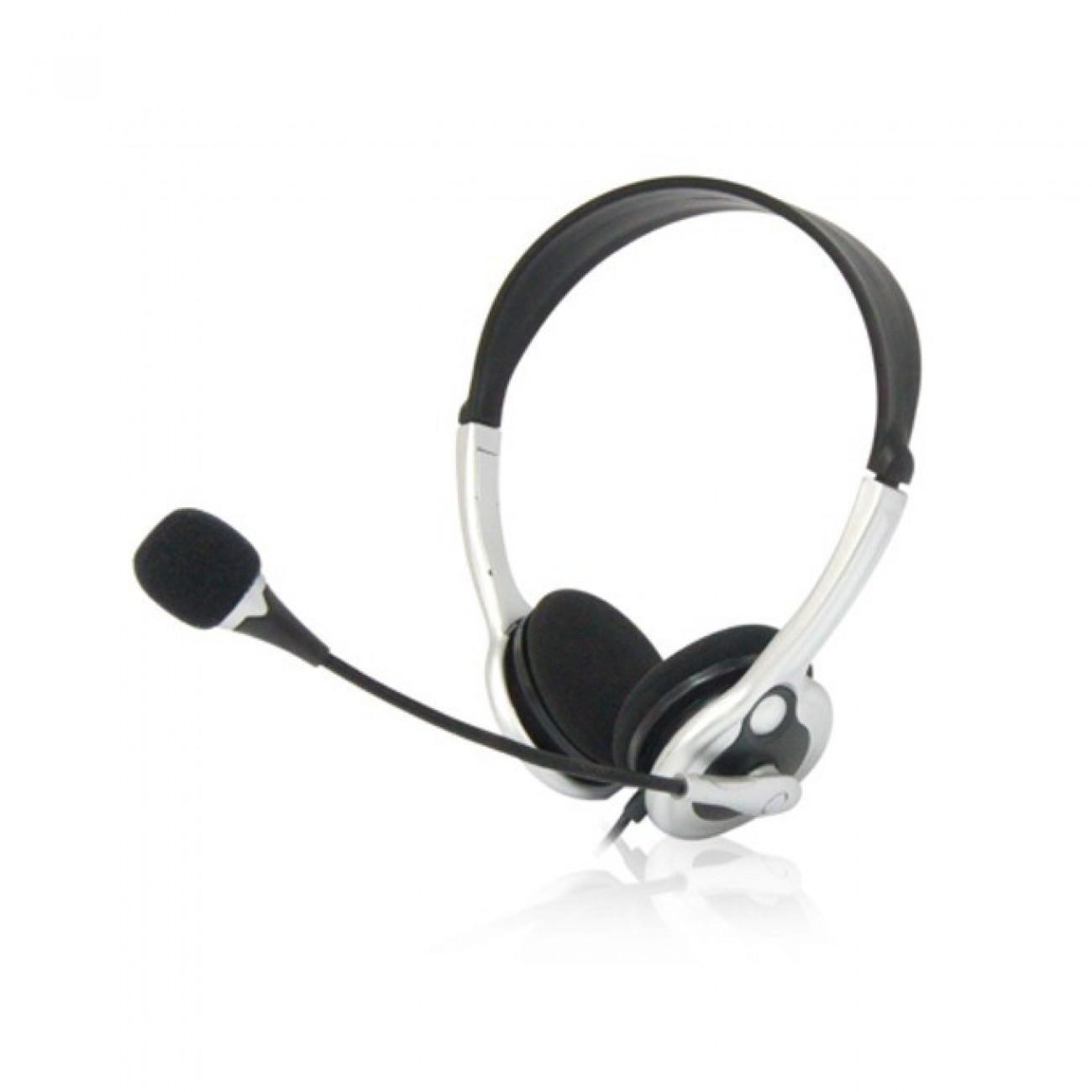 Слушалки VCom DE133, микрофон в Слушалки -  | Alleop