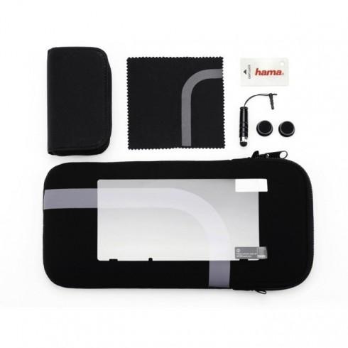 Комплект аксесоари Hama 6in1 за Nintendo Switch, черни в Аксесоари за Конзоли -  | Alleop