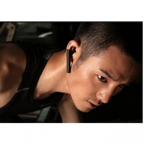 Слушалка Xiaomi Mi Black, Bluetooth V4.1, черна в Bluetooth аксесоари и Handsfree -  | Alleop