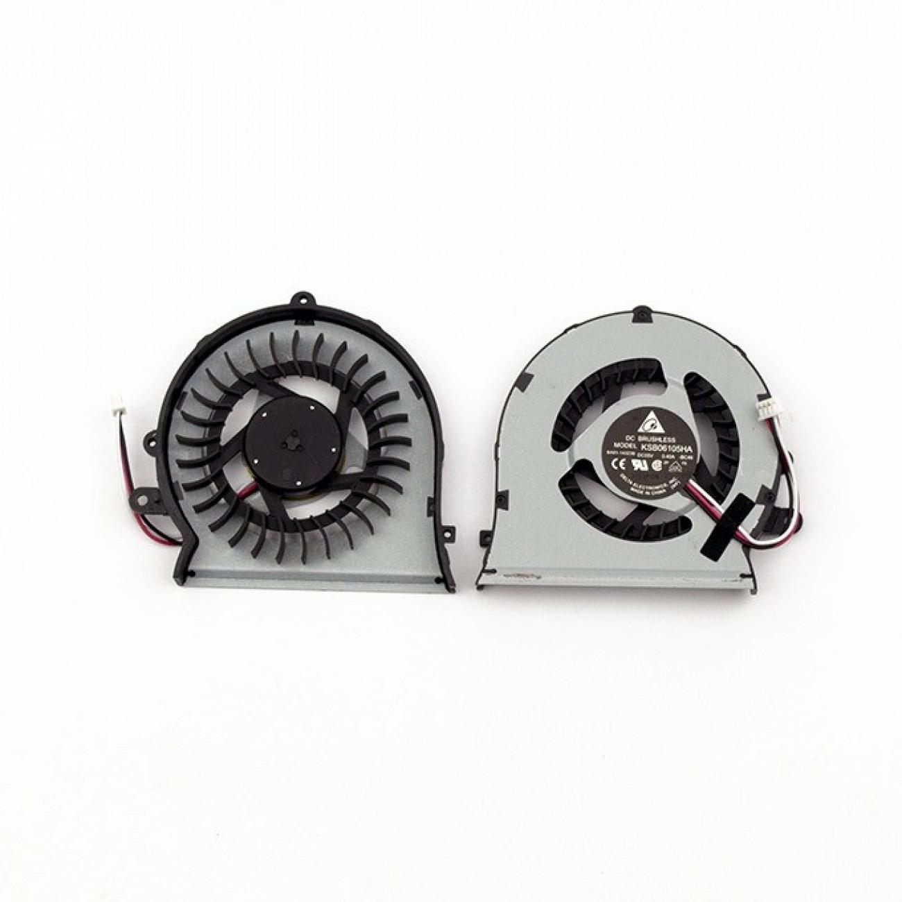 Вентилатор за лаптоп Samsung NP300V3A в Резервни части -  | Alleop
