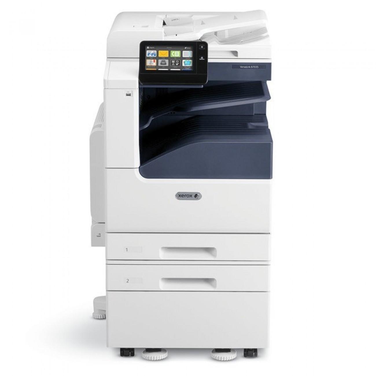 Мултифункционално лазерно устройство Xerox VersaLink B7030, монохромен, принтер/копир/скенер/факс, 1200 x 1200 dpi, 30 стр/мин, Lan1000, Wi-Fi, USB 3.0, A3 в Мултифункционали и MFP -  | Alleop