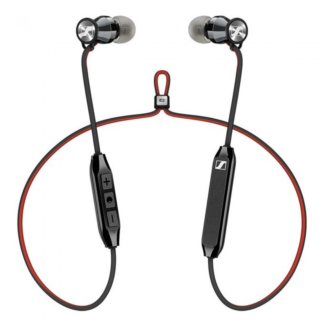 Слушалки Sennheiser Momentum Free In-Ear, микрофон, безжични, 15-22000Hz честотен диапазон, черни в Слушалки -  | Alleop