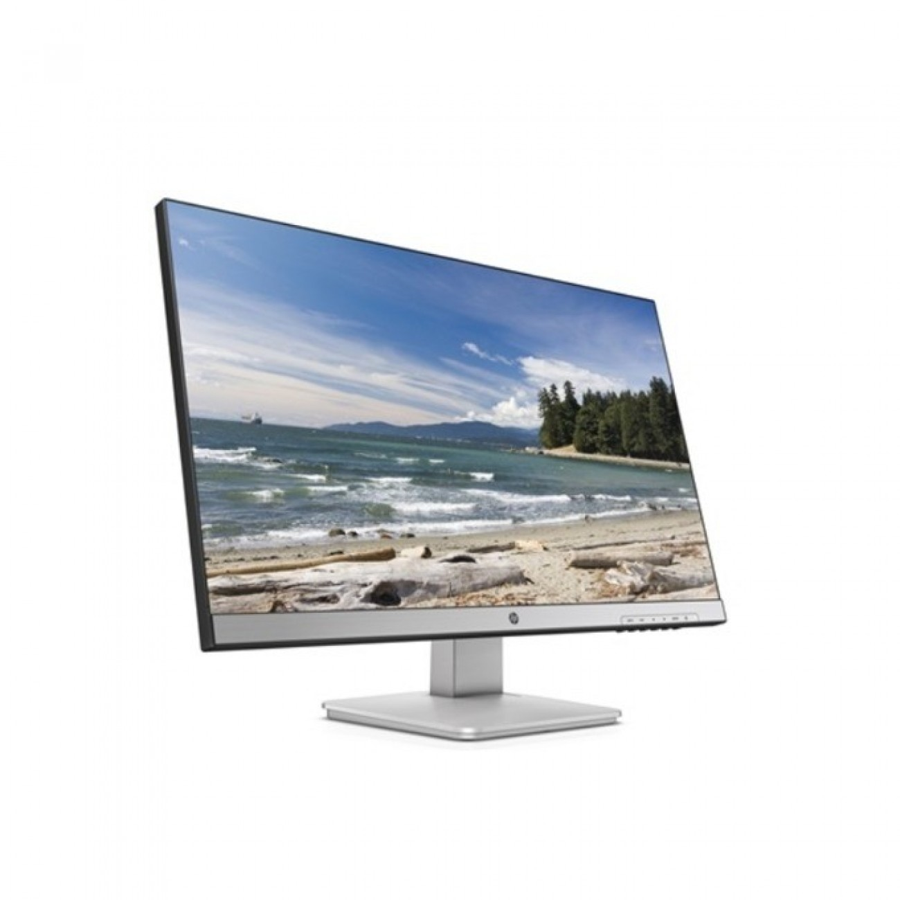 Монитор HP 27q (3FV90AA), 27 (68.58 cm) TN панел, QHD, 2 ms, 10 000 000:1, 350 cd/m2, DisplayPort, HDMI в Монитори -  | Alleop