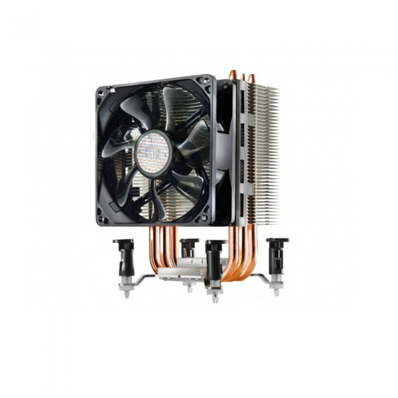 Cooler Master Hyper TX3 EVO, LGA 1366,1156,1155,1150,775,FM2+,FM2,FM1,AM3+,AM3,AM2+,AM2 в Процесори Охладители -  | Alleop