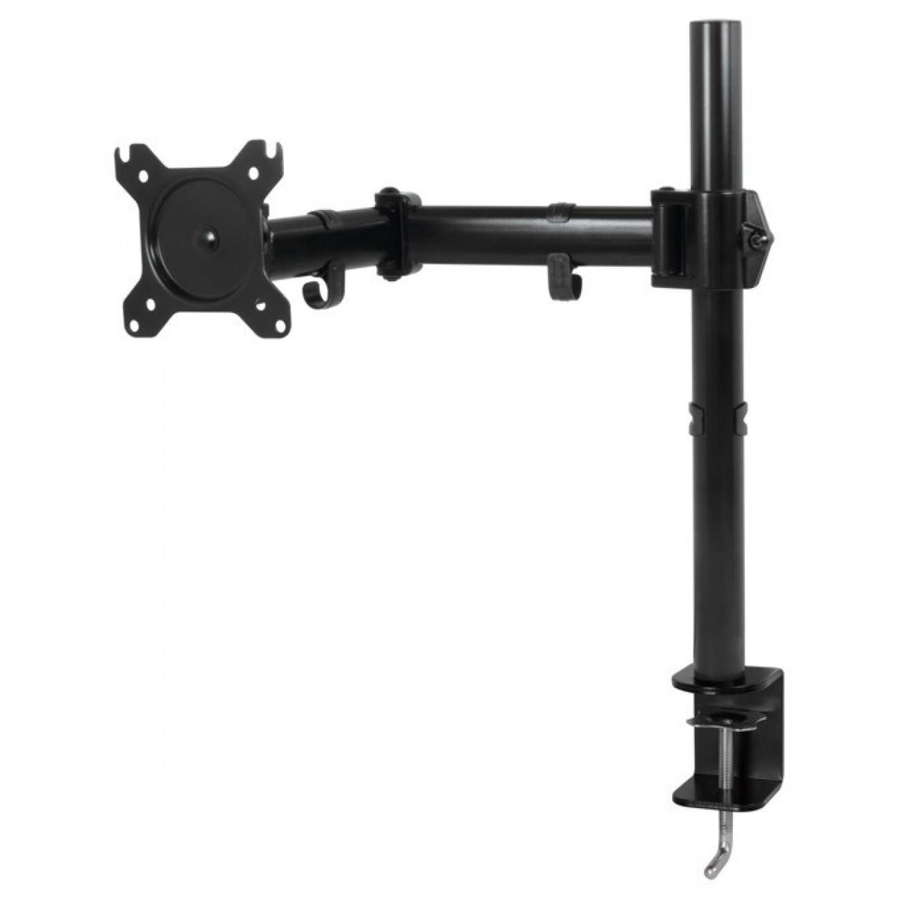 Стойка за монитор Arctic Z1 BASIC, за екрани 13-32, VESA до 100 x 100 mm, регулиране на височина, до 15кг в Стойки за TV, Монитори -  | Alleop