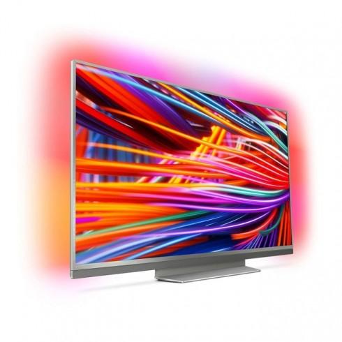 Телевизор Philips 65PUS8503/12, 65 (165.1 cm) 4K Ultra HD Smart LED, DVB-T/T2/T2-HD/C/S/S2, LAN, Wi-Fi, 4x HDMI, 2x USB, Android в Телевизори -    Alleop