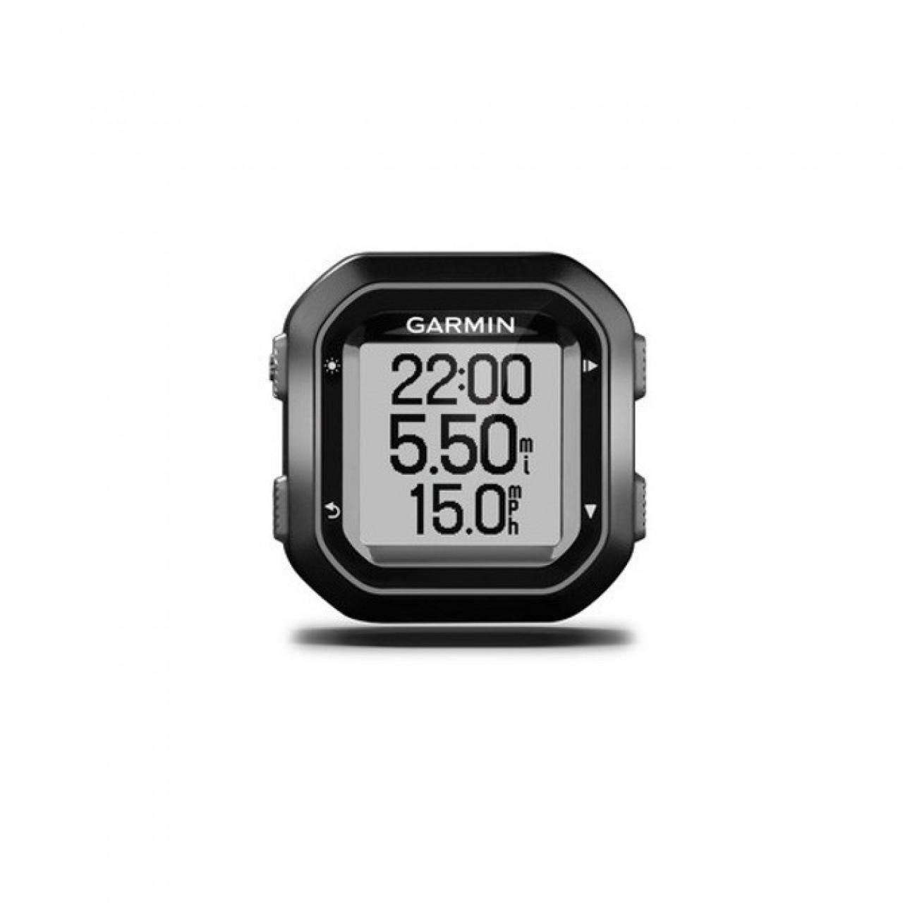 Garmin Edge 20, навигация за велосипеди, 128x160 pix. дисплей, GPS, до 8 часа време за работа, IPX7 водозащита, без вградени карти в GPS Навигатори -  | Alleop