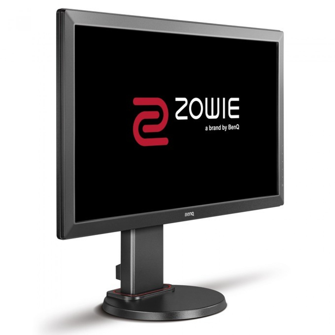 Монитор BenQ ZOWIE RL2460 (9H.LF3LB.QBE), 24 (60.96 cm) TN панел, Full HD, 1ms, 12 000 0000:1, 250 cd/2, HDMI, DVI, D-sub в Монитори -  | Alleop