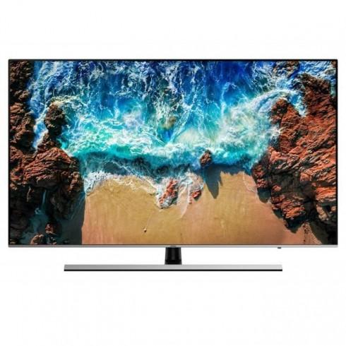 Телевизор Samsung UE75NU8002TXXH, 75(190.5 cm) 4K UHD Smart LED TV, DVB-T2CS2 x2, Wi-Fi, LAN, USB, HDMI в Телевизори -  | Alleop