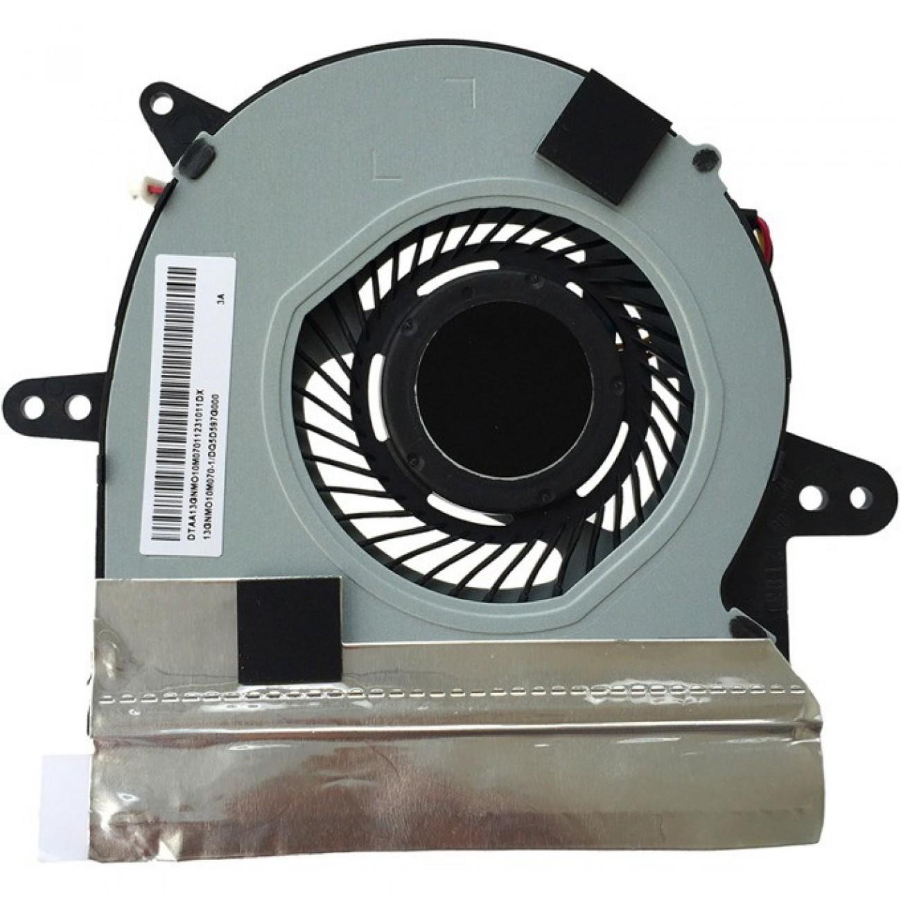 Вентилатор за лаптоп, ASUS X401U, X501U в Резервни части -  | Alleop