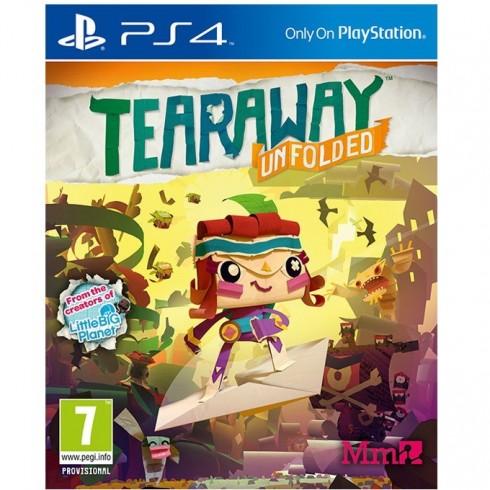 Tearaway Unfolded, за PS4 в Игри за Конзоли -  | Alleop