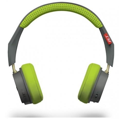 Слушалки Plantronics BackBeat 500, Bluetooth, микрофон, гейминг, сиви в Слушалки -  | Alleop