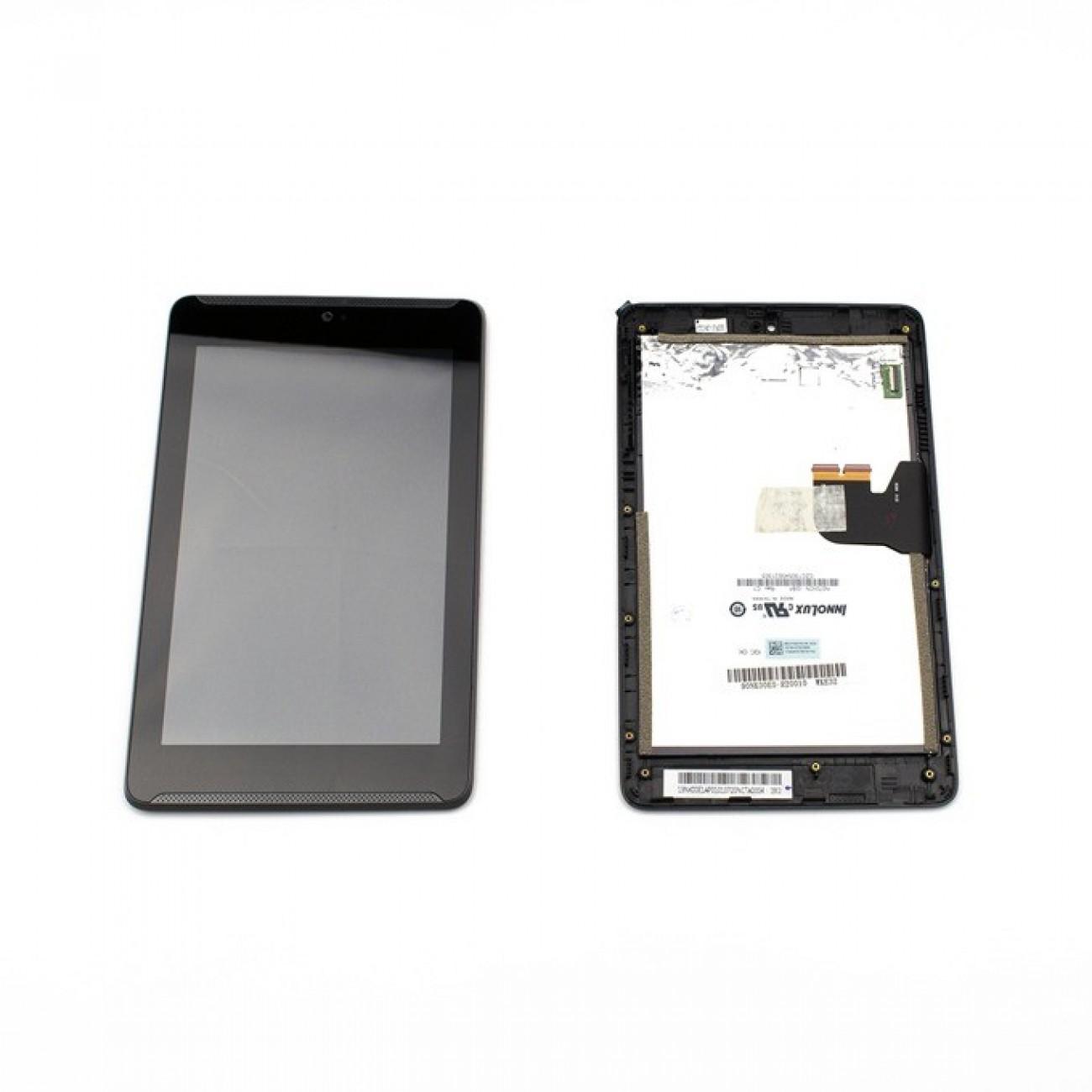 Тъч модул+ тъч скрийн за Asus MemoPad Me372GC, touch, черен в Резервни части -  | Alleop