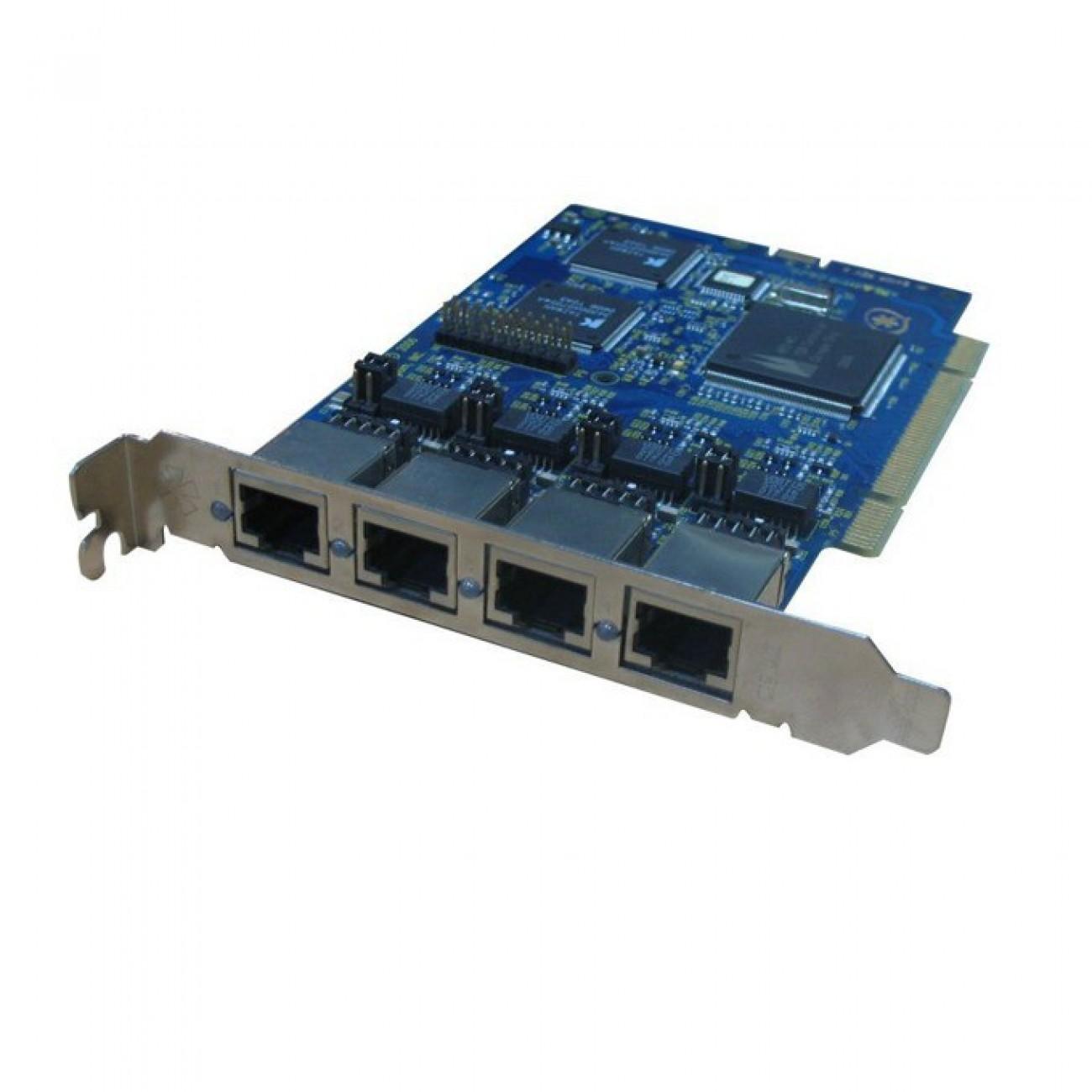Privileg, VoIP карта, PCI, 1x Bri 4x Isdn, в VoIP аксесоари -  | Alleop