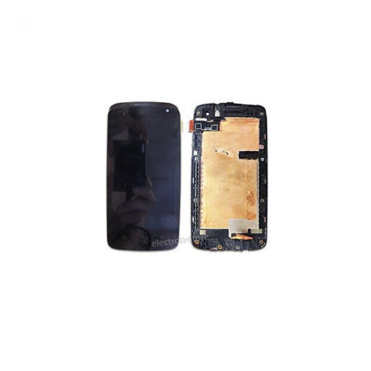 Дисплей за HTC Desire 500, LCD Original, черен в Резервни части -  | Alleop