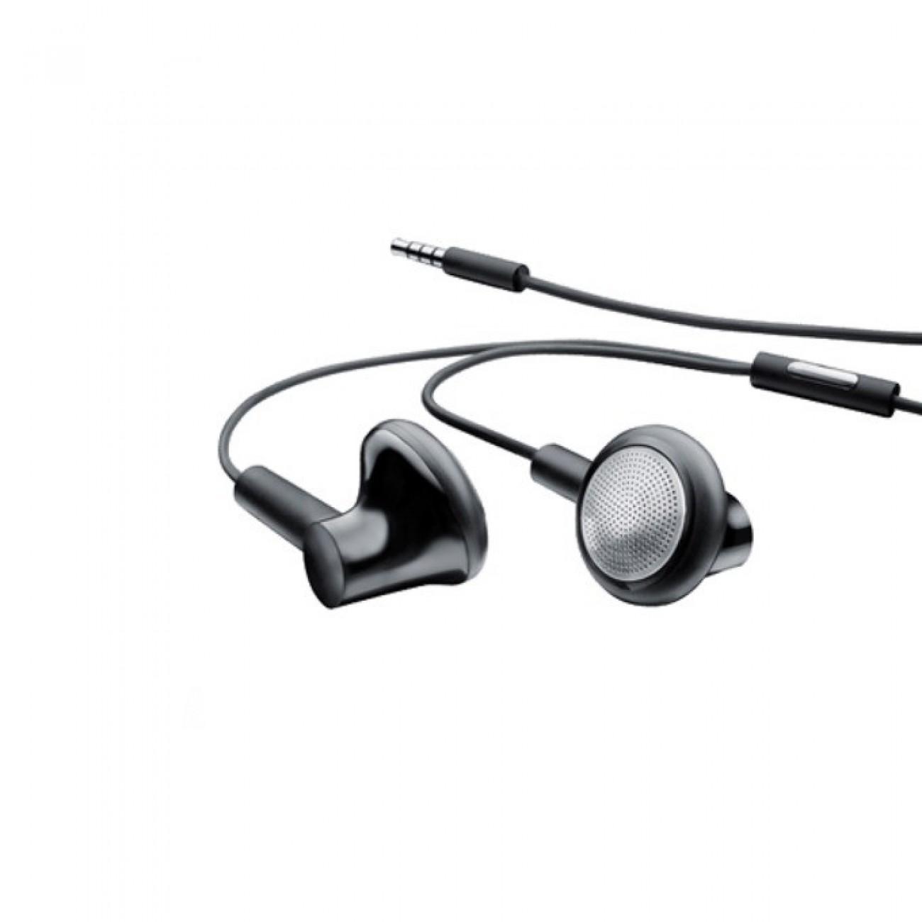 Слушалки за Nokia Lumia, с микрофон, 3.5 жак, черни в Слушалки -  | Alleop
