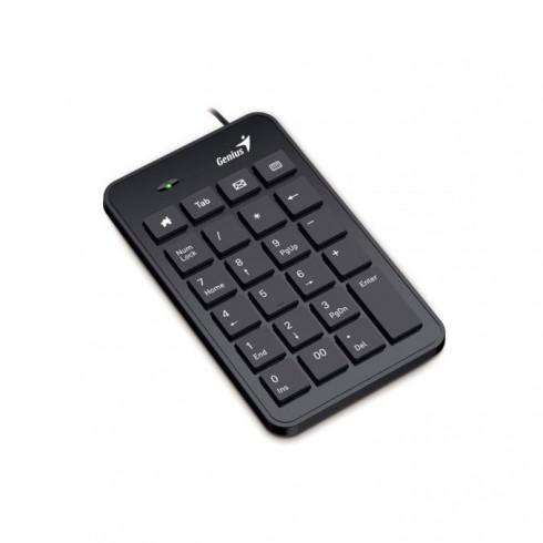 Клавиатура Genius NumPad i120, цифрова, черна, USB в Клавиатури -  | Alleop